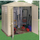 Duramate 8x6 Plastic Shed