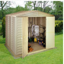 Woodbridge 10x13 Plastic Storage Shed